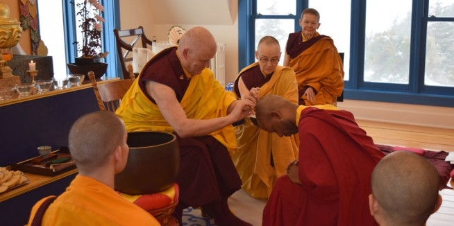 On Monastic Life at Gampo Abbey