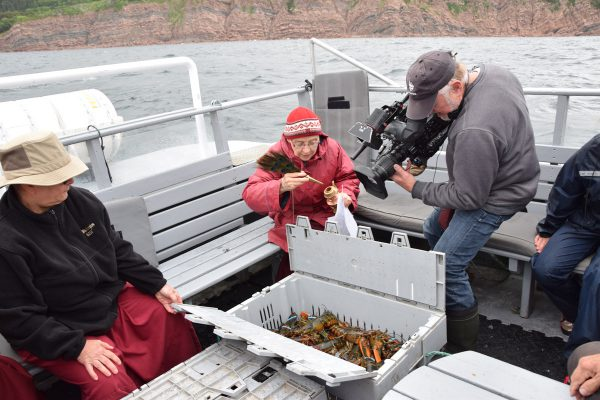 ani-lhamo-and-cbc-lobster-release