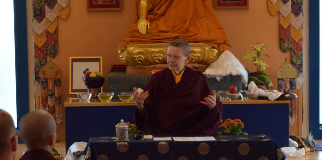 Ordering Pema Chödrön's Recorded Teachings