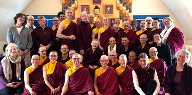 Our Abbot – The Venerable Khenchen Thrangu Rinpoche