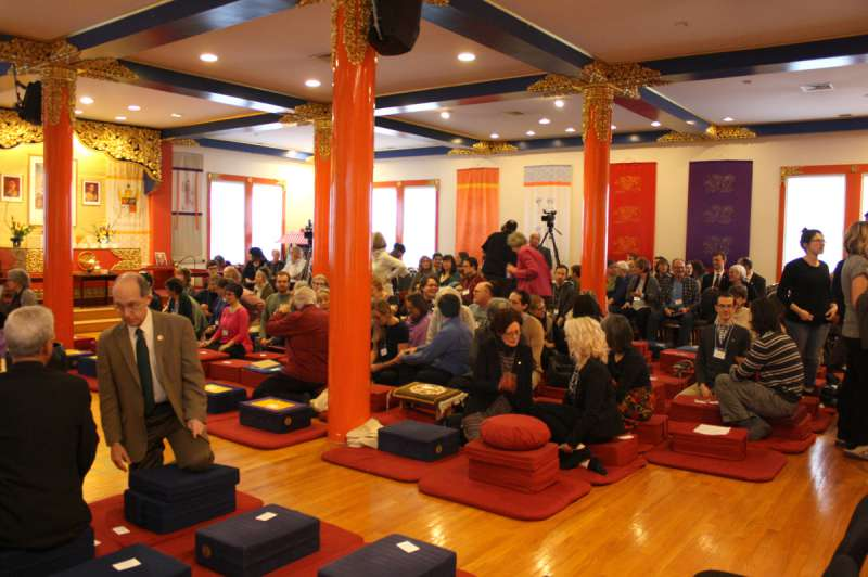 Halifax Shambhala Center Shrineroom