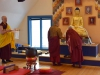 Khenpo Gawang Makes an Offering