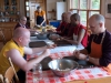 Torma Making at Gampo Abbey