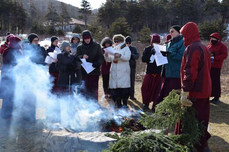 Shambhala Day Lhasang