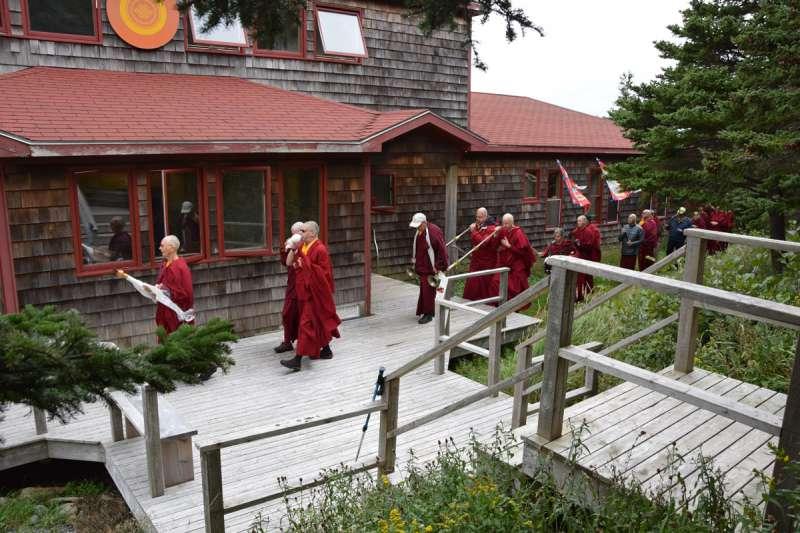 Sopha Choling Gate Closing Sept 16, 2016